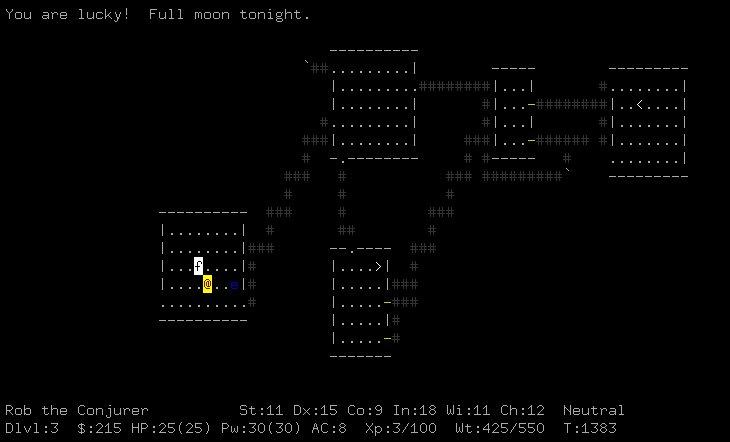 juegos ncurses y consola (solo texto!!) - Foros Linux